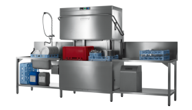 PREMAX AUPT - Dish and Utensilwasher, Double Rack